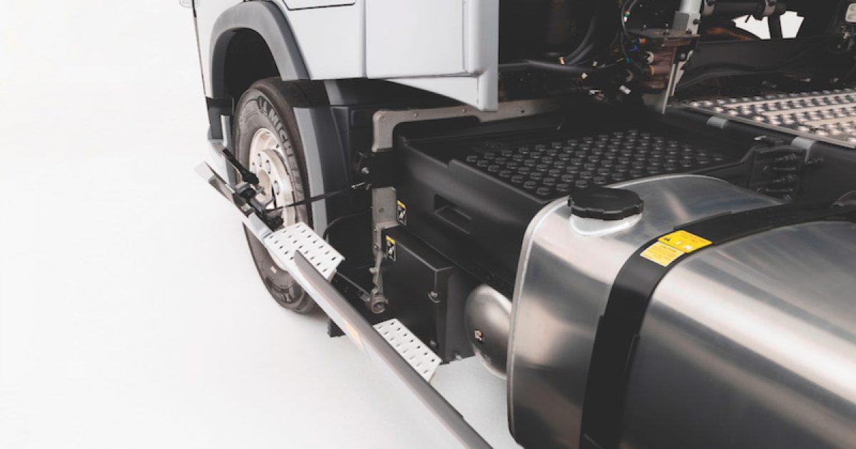 Νέο σύστημα μπαταριών για πιο αξιόπιστες εκκινήσεις και αυξημένα επίπεδα άνεσης