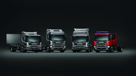 Scania: Φορτηγά παντός…αστού!