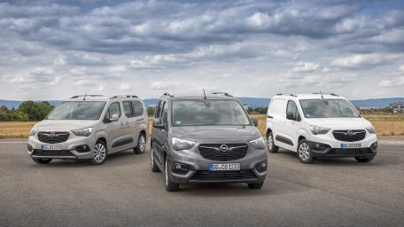 Τρία συστήματα υποβοήθησης στα βαν της Opel που σώζουν από επικίνδυνες καταστάσεις