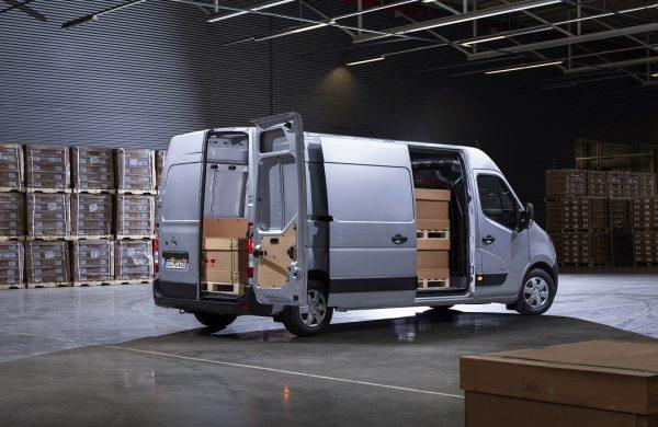 Πόσο μεγάλωσε ο χώρος φόρτωσης στο νέο Opel Movano;