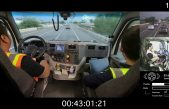 Mε επιτυχία η πρώτη δοκιμή αυτόνομου φορτηγού χωρίς …οδηγό! (video)