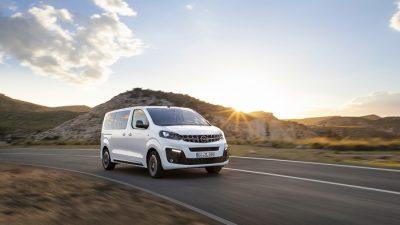 Το Opel Zafira Life είναι ένα απολαυστικό και άνετο πολυχρηστικό όχημα