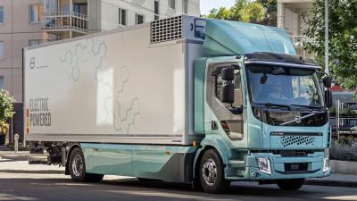 Aύξηση στην αγορά βαρέων φορτηγών των Φεβρουάριο
