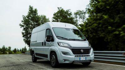 Αύξηση στην αγορά ελαφρών φορτηγών το Νοέμβριο
