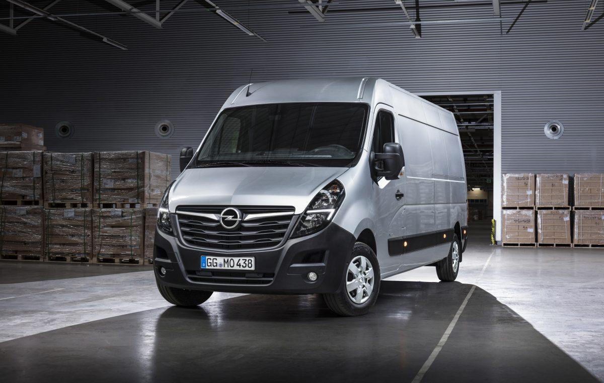 Πρεμιέρα για το Opel Movano