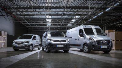 Η τριανδρία της Opel στα επαγγελματικά!
