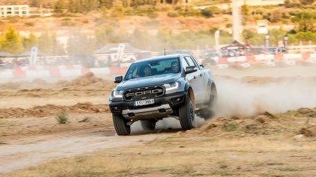 Ford Ranger Raptor: Έκλεψε τα βλέμματα στο 2ο Off Road Adventure Festival