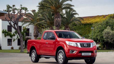 Ηρθε το νέο Nissan Navara