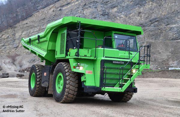 To πρώτο φορτηγό που παράγει ηλεκτρική ενέργεια!