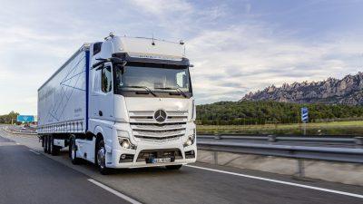 Αίρεται η απαγόρευση κυκλοφορίας για τα φορτηγά την περίοδο του Πάσχα και της Πρωτομαγιάς
