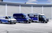 Tα ηλεκτρικά eVans της Mercedes-Benz στην Ελλάδα