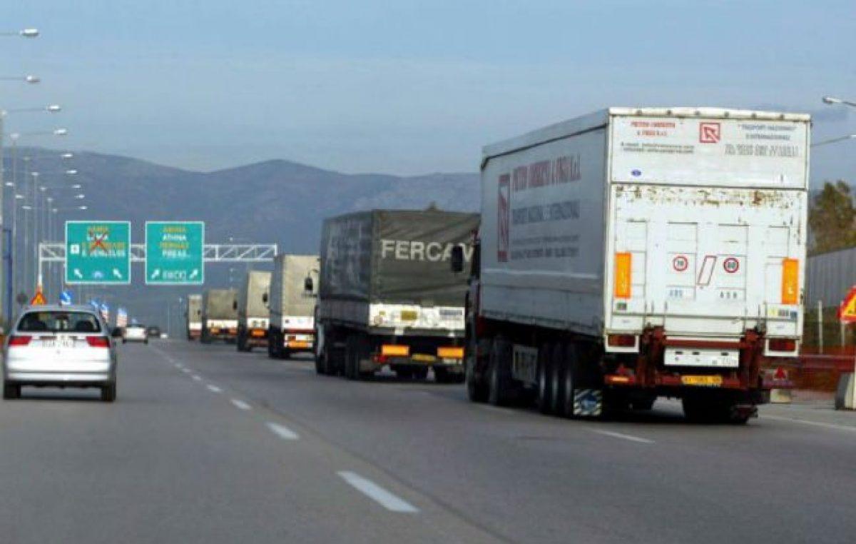 Έως 5.000 ευρώ το περιβαλλοντικό χαράτσι στα εισαγόμενα, παλιά φορτηγά!