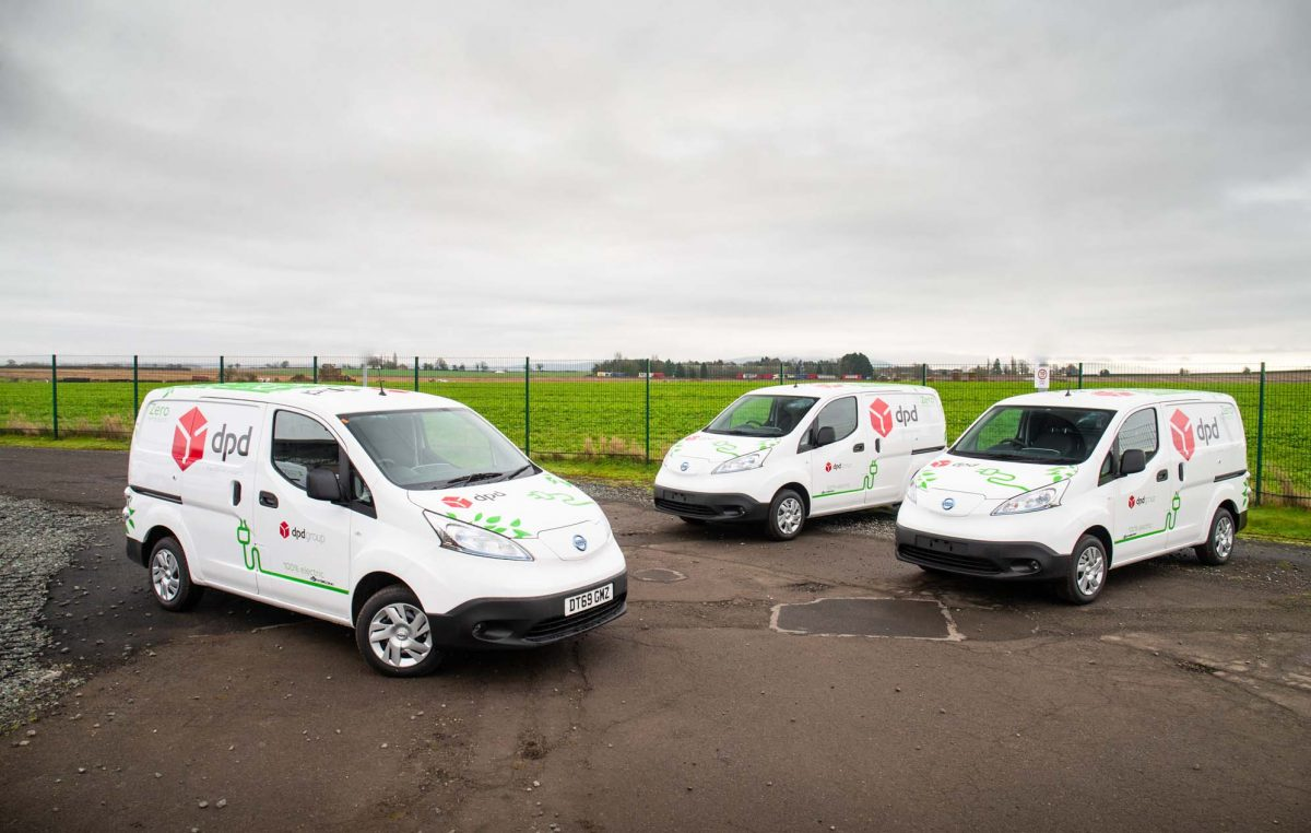 Το αμιγώς ηλεκτρικό Nissan e-NV200 πέτυχε μια σημαντική διάκριση στoν θεσμό του 2021 What Car? Van Awards