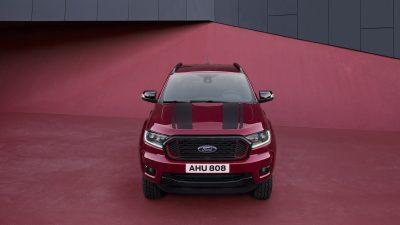 Η Ford παρουσιάζει την περιορισμένης παραγωγής έκδοση Stormtrak του δημοφιλούς Ranger