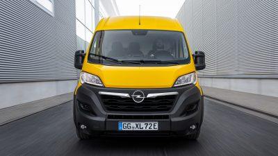 Τα Νέα Movano και Movano-e Προάγουν την Opel στην Κορυφή της Κατηγορίας των Μεγάλων Van